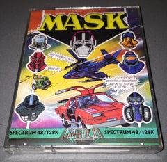Mask - TheRetroCavern.com  - 1
