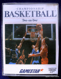 Championship Basketball - Two-On-Two - TheRetroCavern.com  - 1
