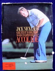 Jack Nicklaus - Greatest 18 Holes Of Championship Golf - TheRetroCavern.com  - 1