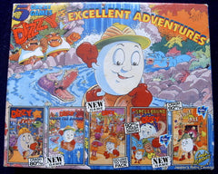 Dizzy's Excellent Adventures - 5 Great Games   (Compilation) - TheRetroCavern.com  - 1