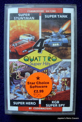 4 Quattro Super Hits   (Compilation) - TheRetroCavern.com