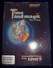 Time And Magik - The Trilogy   (Compilation) - TheRetroCavern.com  - 1
