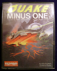 Quake Minus One - TheRetroCavern.com  - 1