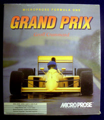 Microprose Formula One Grand Prix  (F1gp) - TheRetroCavern.com  - 1