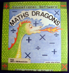 Maths Dragons - TheRetroCavern.com  - 1