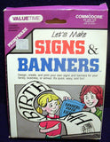 Printware - Let's Make Signs & Banners - TheRetroCavern.com  - 1