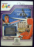 Commodore 64 / 128 Communications Modem (Boxed) - TheRetroCavern.com  - 1
