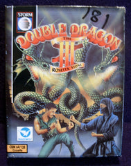 Double Dragon III (3) - The Rosetta Stone - TheRetroCavern.com  - 1