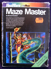 Maze Master - TheRetroCavern.com  - 1
