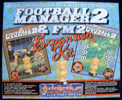 Football Manager 2 & Fm2 Expansion Kit - TheRetroCavern.com  - 1