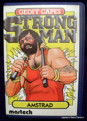 Geoff Capes Strongman - TheRetroCavern.com  - 1