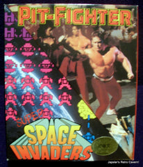 Super Space Invaders / Pit Fighter   (Compilation) - TheRetroCavern.com  - 1