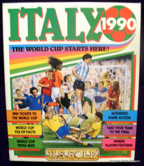 Italy 1990 - The World Cup Starts Here! - TheRetroCavern.com  - 1