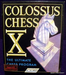 Colossus Chess X - TheRetroCavern.com  - 1