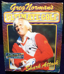 Greg Norman's Ultimate Golf - TheRetroCavern.com  - 1
