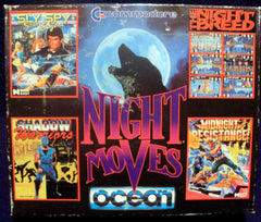 Night Moves   (Compilation) - TheRetroCavern.com  - 1