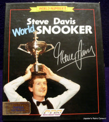 Steve Davis World Snooker - TheRetroCavern.com  - 1