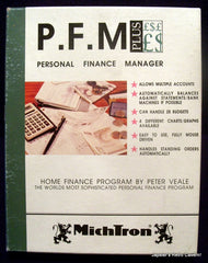 P.F.M. Plus - Personal finance Manager - TheRetroCavern.com  - 1