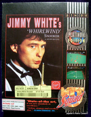 Jimmy White's Whirlwind Snooker - TheRetroCavern.com  - 1