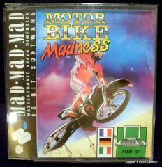 Motor Bike Madness   (Motorbike) - TheRetroCavern.com  - 1