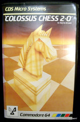 Colossus Chess 2.0 - TheRetroCavern.com  - 1