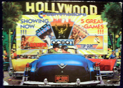 Hollywood Pack   (Compilation) - TheRetroCavern.com  - 1