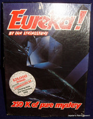 Eureka! - By Ian Livingstone - TheRetroCavern.com  - 1