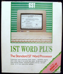 1st Word Plus Word Processor - TheRetroCavern.com