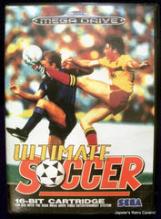 Ultimate Soccer - TheRetroCavern.com  - 1