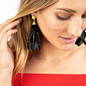 Becky Statement Earring