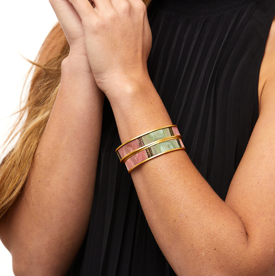 Big Band Thin Cuff
