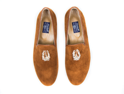 Loafers - Women's - Snuff
