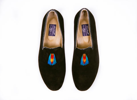 Loafers - Women's - Black