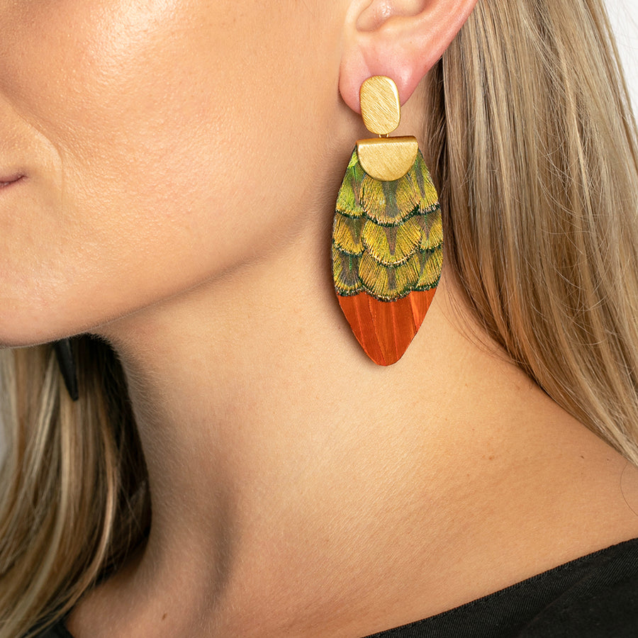 Gynyard Drop Earring