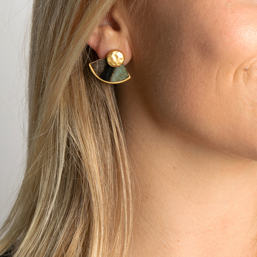 Huntley Stud Earring