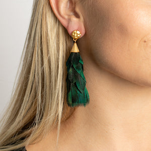 Lodge Statement Earring