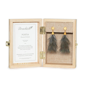 Portia Statement Earring