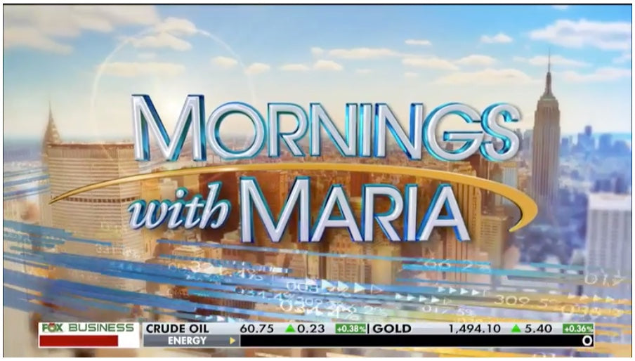 Mornings with Maria on Fox Business
