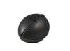 Pro Series Onyx Leather Football - Black