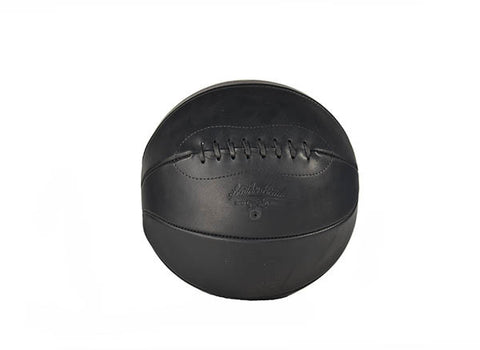 Onyx Leather Basketball - Black