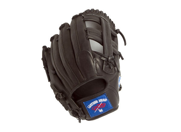 Infield Leather Baseball Glove - Black 11.5 Inch B-KB3 1150 PRO