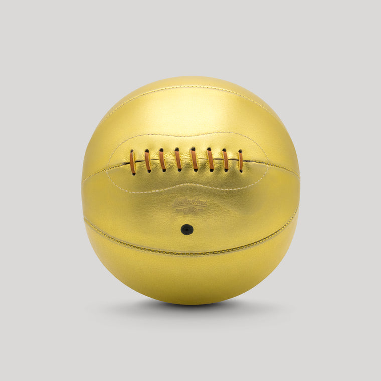 Gold Basketball