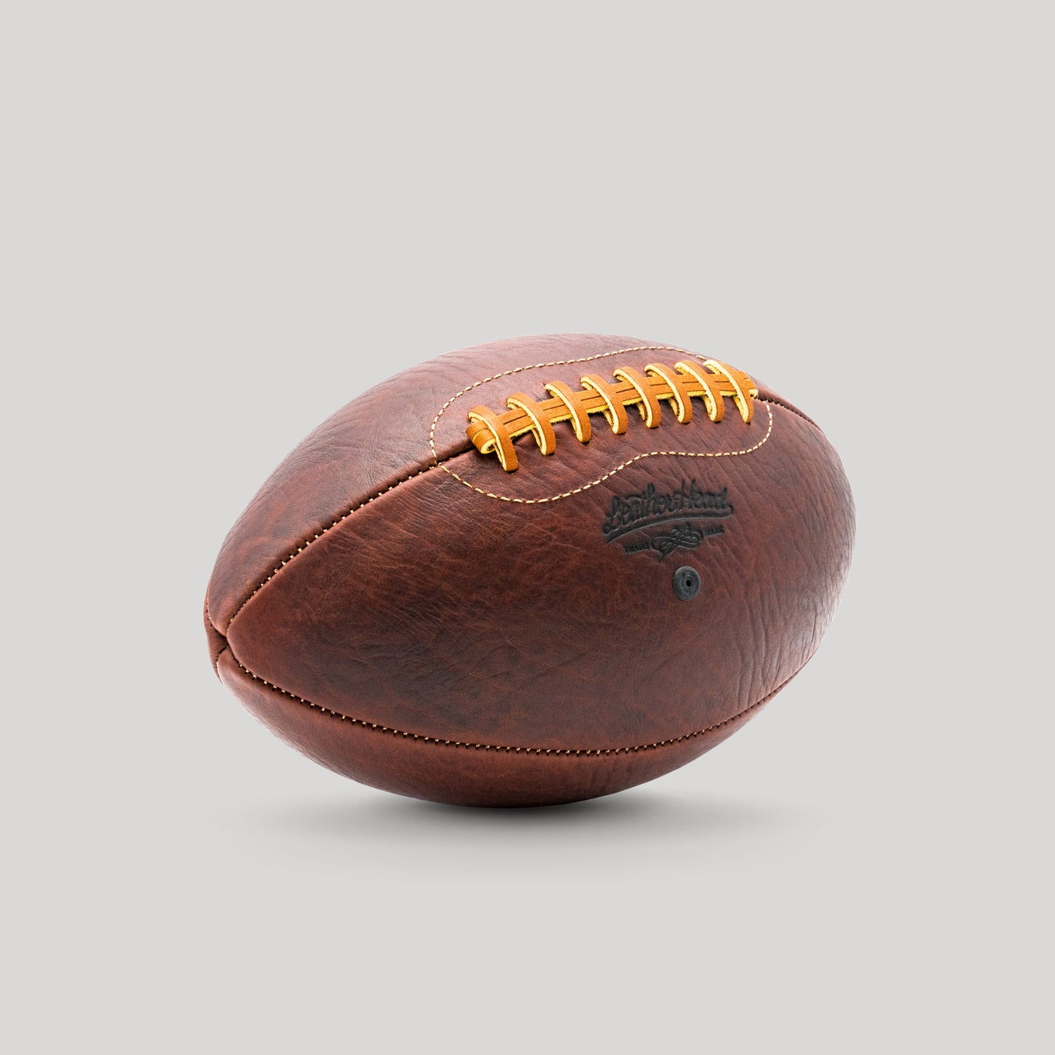 Pro Series Bison Leather Football