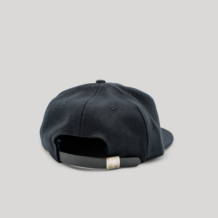 Ebbets Field Flannel Baseball Cap - Black