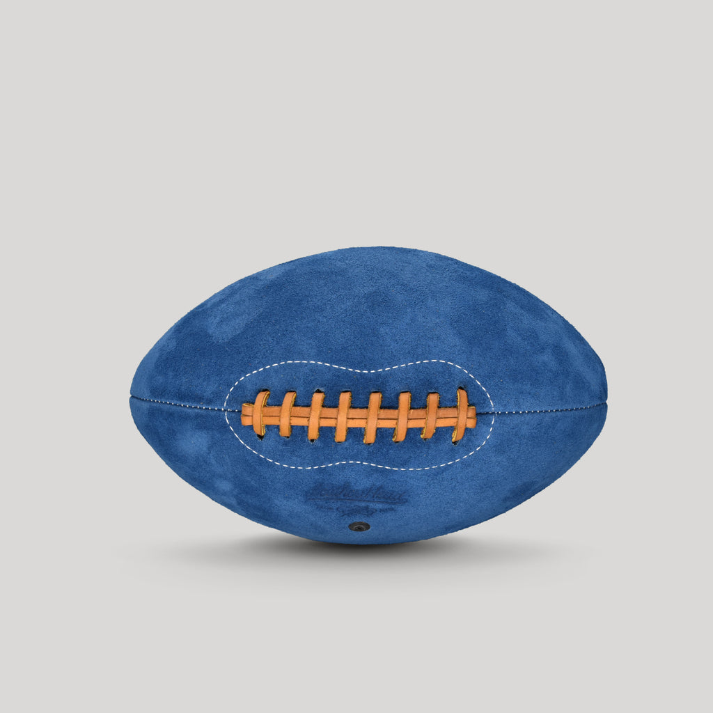 Blue Suede Football