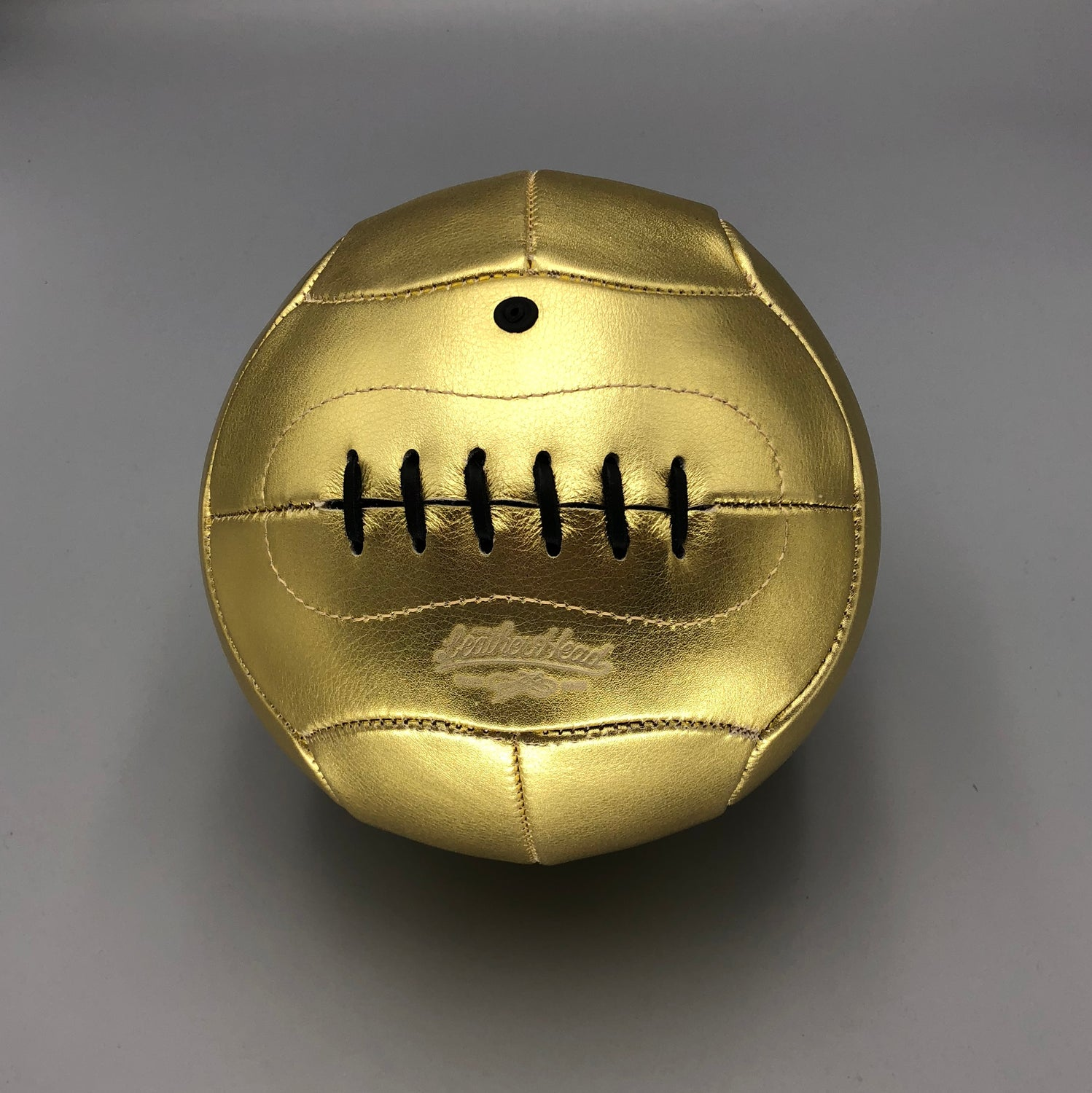 Gold Soccer Ball
