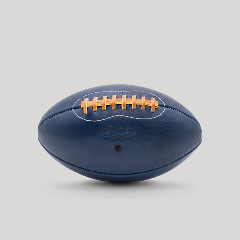 Blue Horween Football