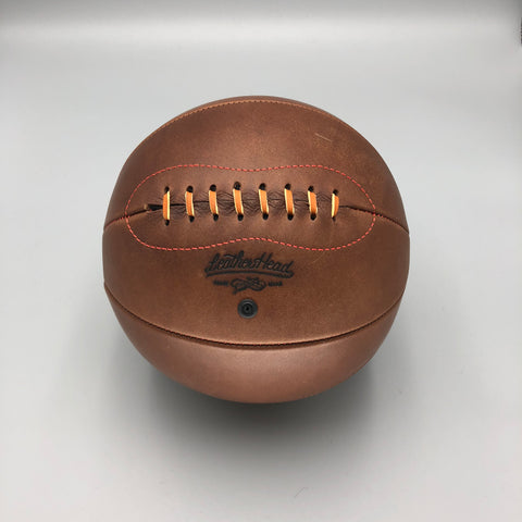 Naismith Basketball, Brown Leather