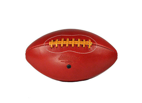 Leather Head™ Big Red Football