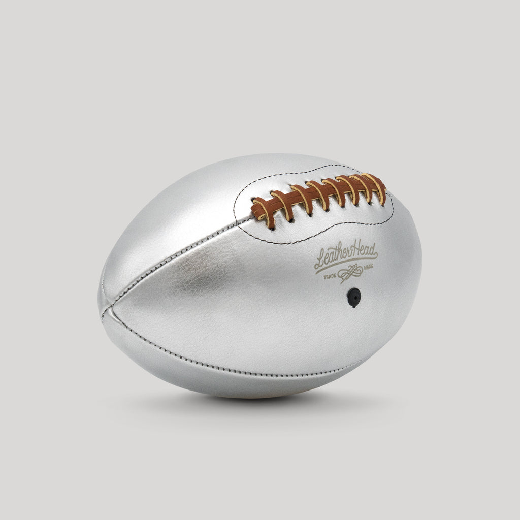 Pro Series Silver Football